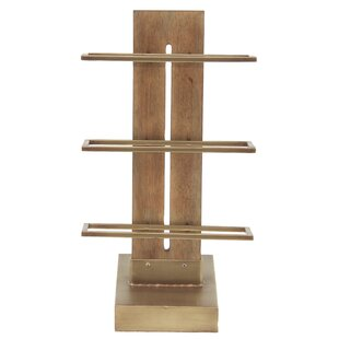 Camire Contemporary 3-Tiered Tabletop Win..