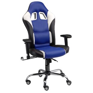 PitStop Furniture Racing Style Gaming Chair