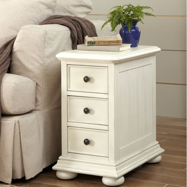 Beachcrest Home Dania Beach End Table With Storage U0026 Reviews | Wayfair