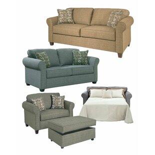 Serta Upholstery Tyler Storage Ottoman