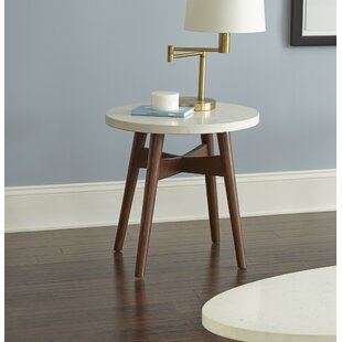 George Oliver Wooten End Table