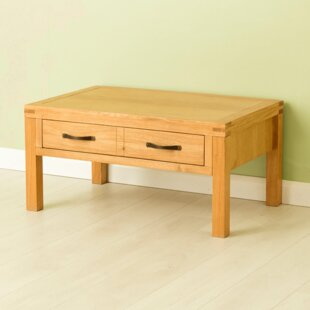 Sanchez Coffee Table With Storage By August Grove