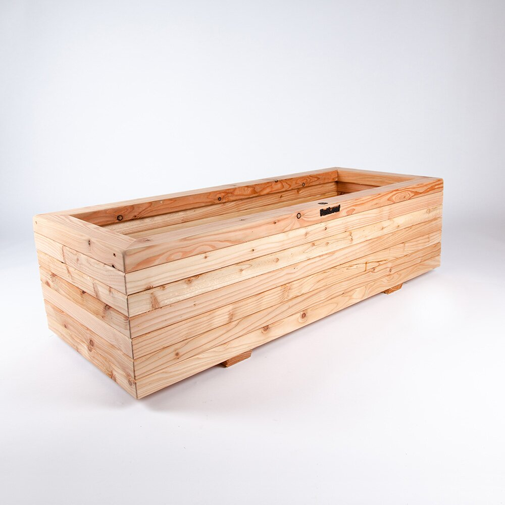 Paragon Estates Wooden Planter Box
