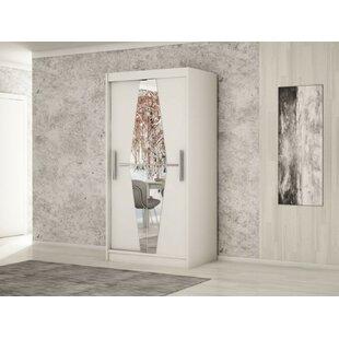2-Door Swing Door Cabinet By Mercury Row