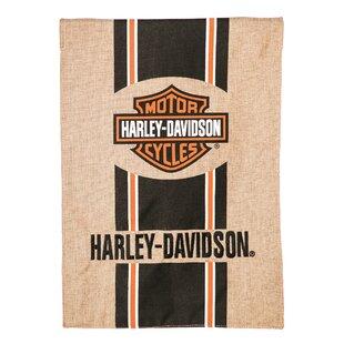 Harley-Davidson? 2-Sided Vertical Flag