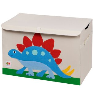 Olive Kids Dinosaur Land Toy Box By Wildkin