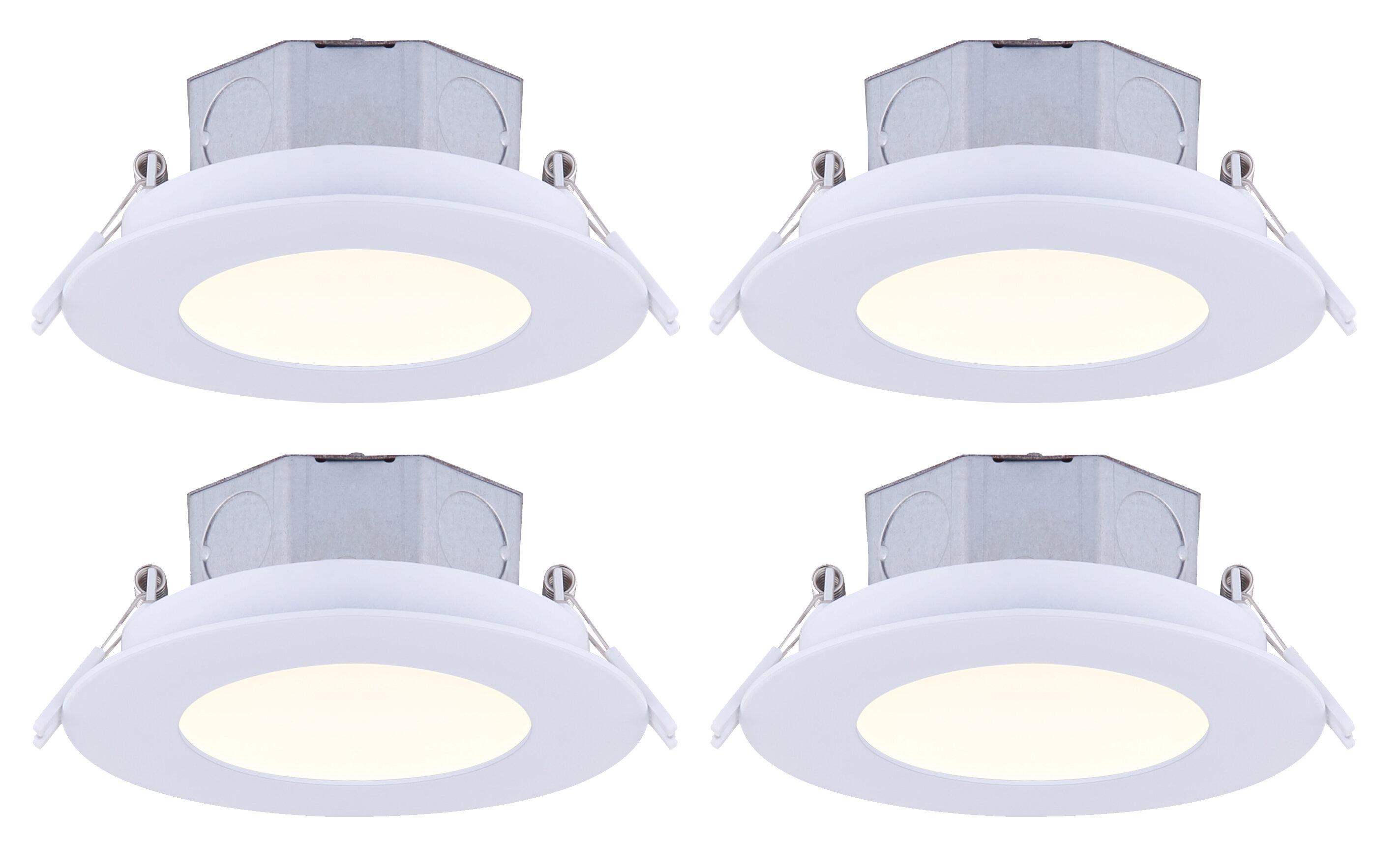 Canarm Retrofit Downlight Led Recessed Lighting Kit Wayfair
