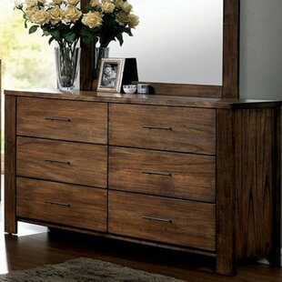 Foundry Select Armetta 6 Drawer Double Dresser