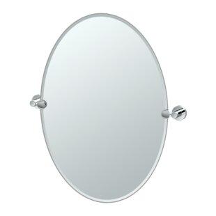 Glam Oval Wall Mirror ByGatco