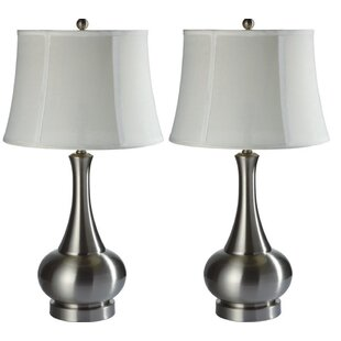 Chester Steel 29 Table Lamp (Set of 2)