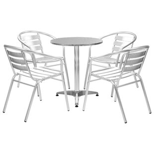 Chatman 4 Seater Dining Set By Sol 72 Outdoor