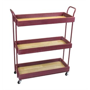 Amity 3 Tiered Bar Cart by Gracie Oaks