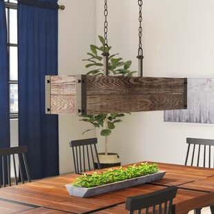 Boda 4 Light Kitchen Island Pendant