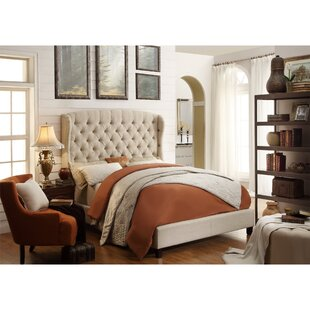 Mulhouse Furniture Feliciti Upholstered Panel Bed