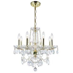 Astoria Grand Ogden 8-Light Chandelier