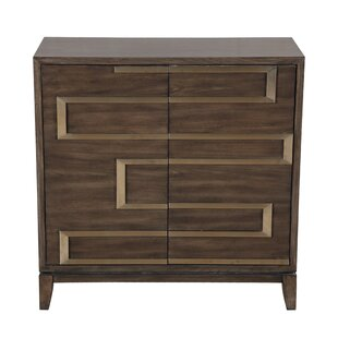 Schneider Geo Serpentine 2 Door Accent Cabinet by Mercer41
