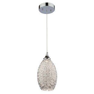 Brayden Studio Burgoyne 1-Light LED Cone ..