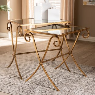 Sellner 2 Piece Nesting Tables