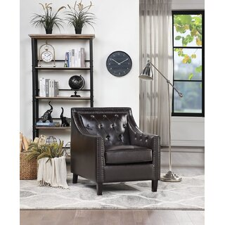 Accent Chair in , Brown by Winston Porter SKU:BA242815 Order