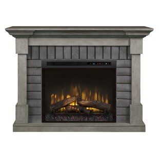 Congdon Fireplace by Alcott Hi..