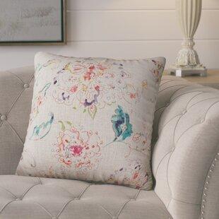 Matamoros Linen Throw Pillow
