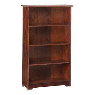 Trepagnier Standard Bookcase by Breakwater Bay