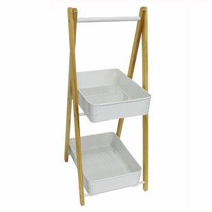 Aon 39 X 86cm Bathroom Shelf By Brambly Cottage