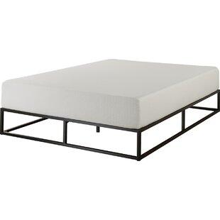 Trend Platform Bed Frame King Painting