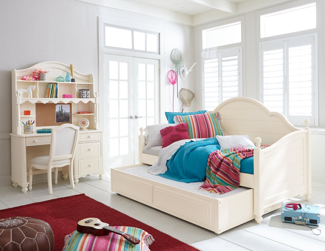LC Kids Summerset Twin Trundle Daybed Customizable Bedroom Set ...
