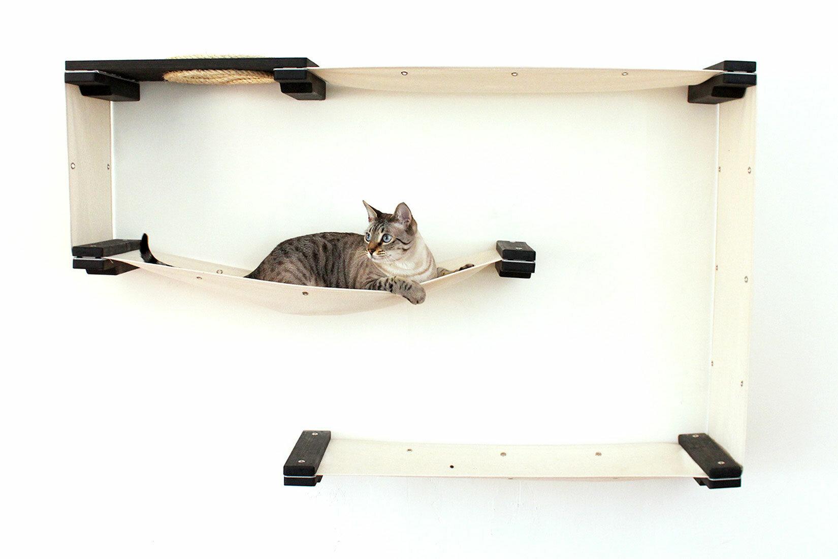 wall mounted cat furniture. Tucker Murphy Pet Leann 31\ Wall Mounted Cat Furniture