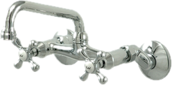 Wall Mounted Kitchen Faucets
