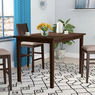 Farrington Gurney Counter Height Extendable Dining Table by Brayden Studio