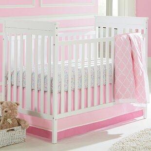 Shanaya 3 Piece Crib Bedding Set