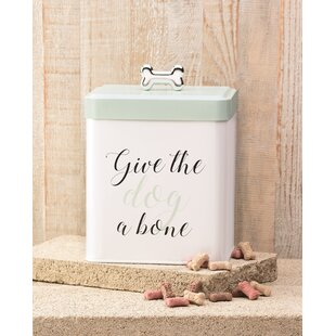 3 qt. Pet Treat Jar