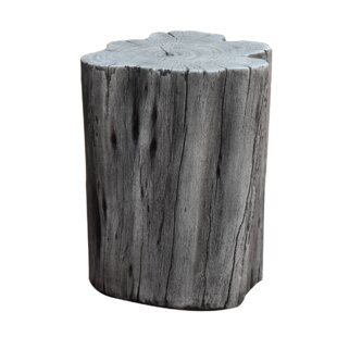 Aragaz Concrete Stool For Gas Fireplaces By Elementi