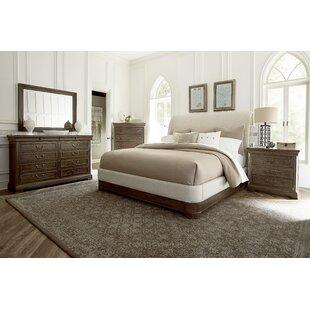 Darby Home Co Pond Brook Queen Platform Configurable Bedroom Set