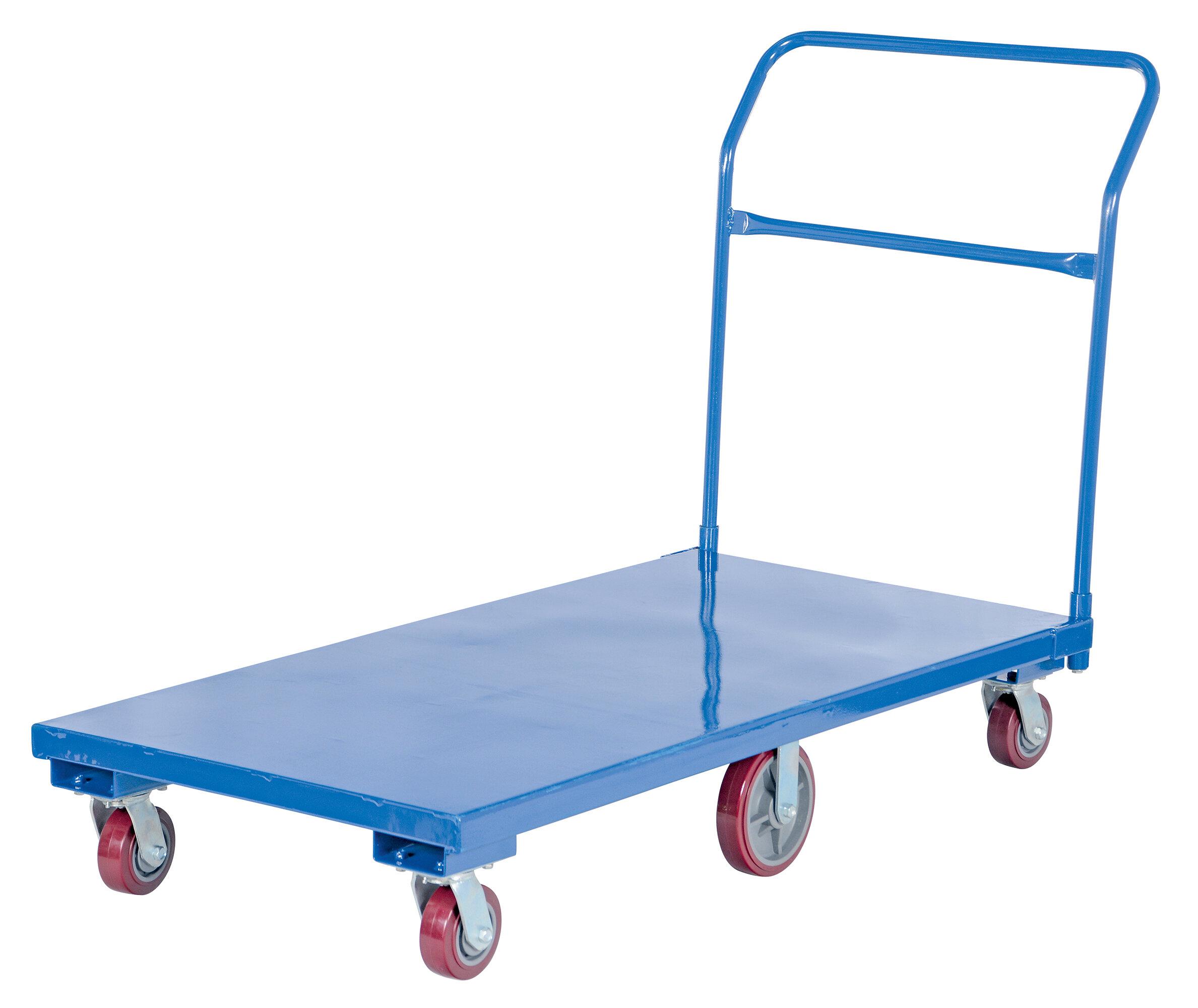 Vestil 2000 Lb Capacity Platform Dolly Wayfair