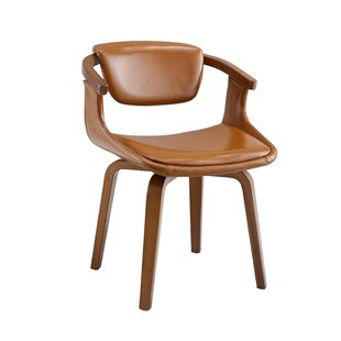 Veronika Swivel Side Chair by George Oliver