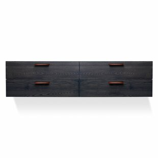 Shale 4 Drawer Double Dresser