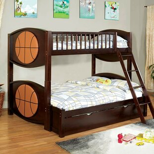 Keating Twin over Full Bunk Bed