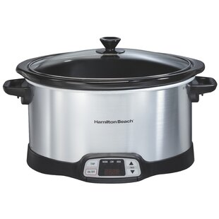 8-Qt. Programmable Countdown Slow Cooker
