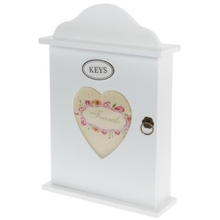 Friends Heart Key Box By Brambly Cottage