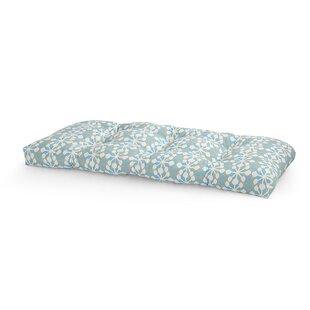 Settee Indoor/Outdoor Bench Cushion