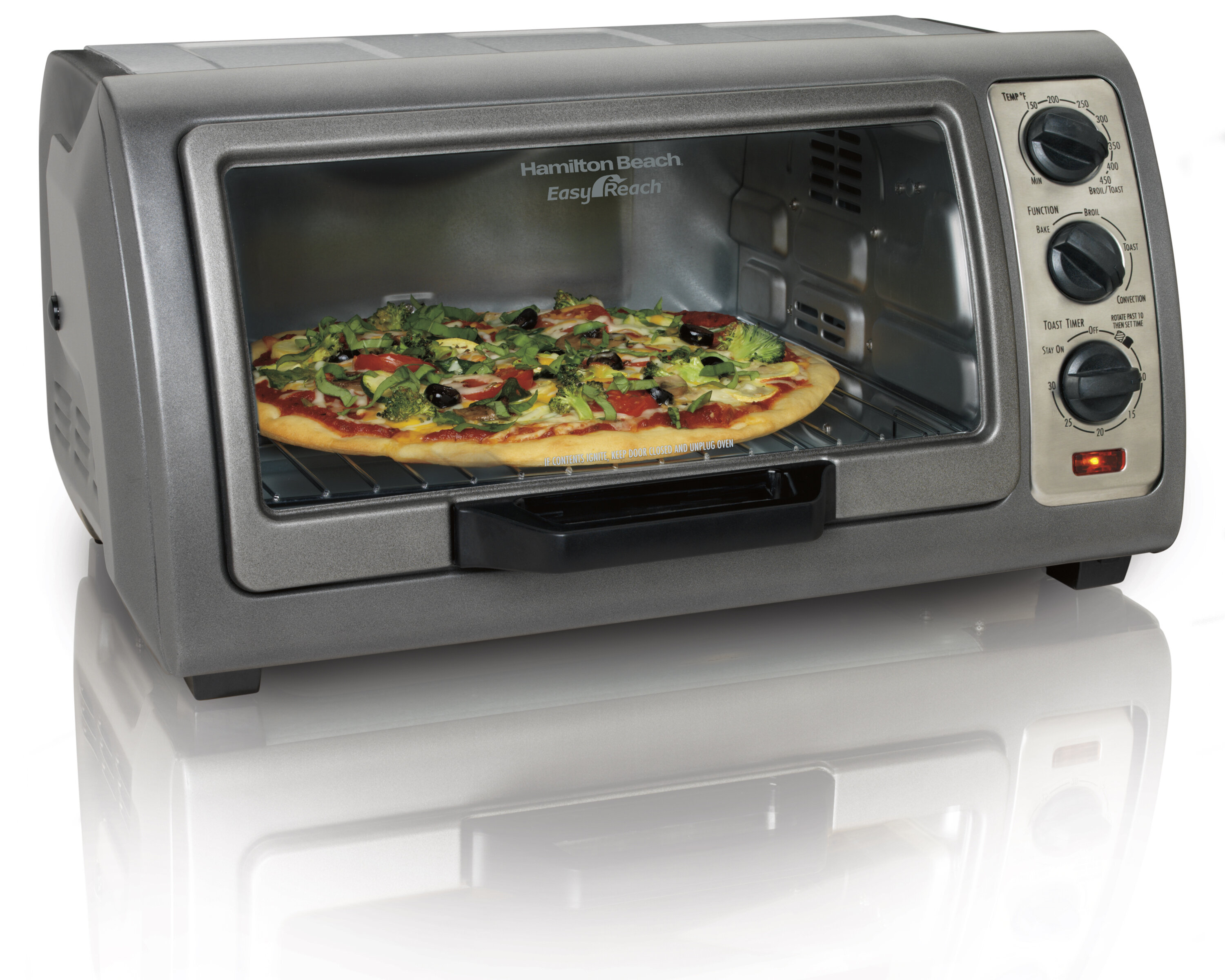 Best Way To Heat Up Pizza In Toaster Oven