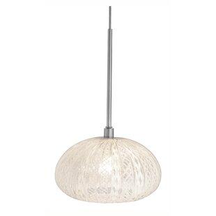Urchin Rimini 1-Light Pendant by Oggetti