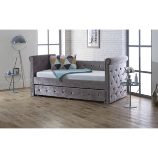 Keener Daybed With Trundle By Canora Grey