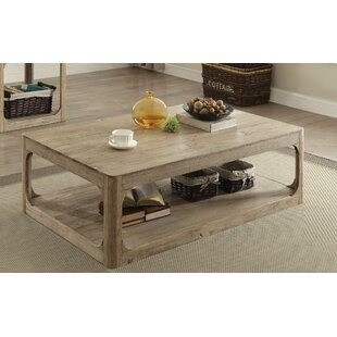 Kearns Coffee Table by Rosecliff Heights