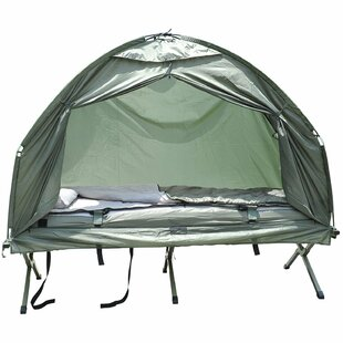 Vann 4 Piece 1 Person Camping Tent And Cot By Sol 72 Outdoor