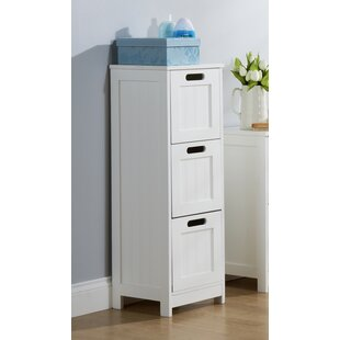Hampton 92x30cm Free Standing 3-Draw Unit By House Of Hampton