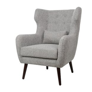Crosley Wingback Chair by George Oliver